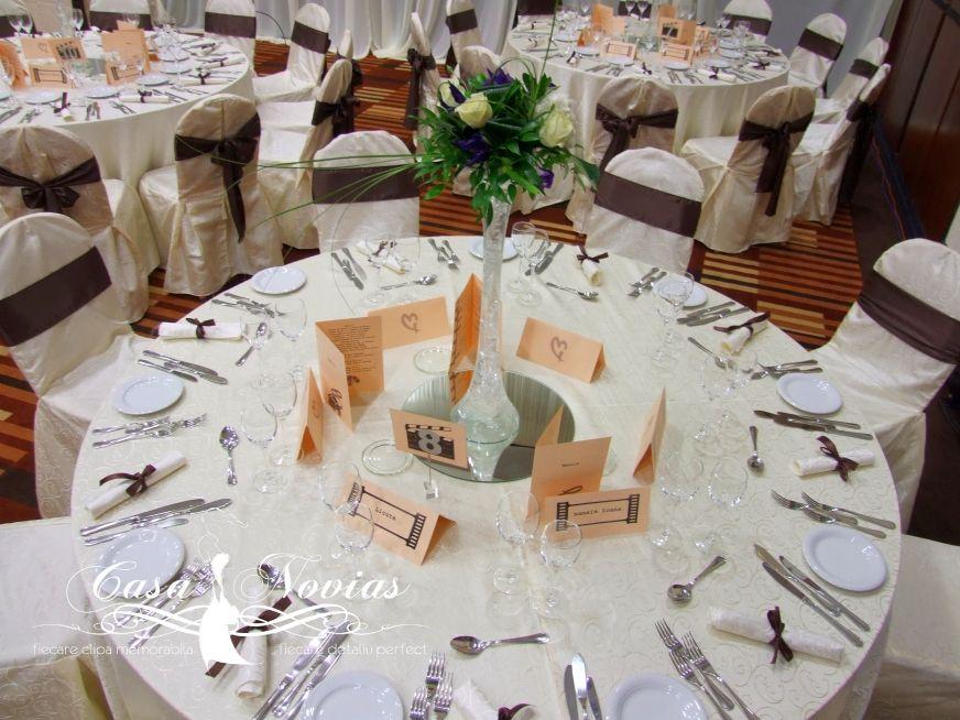 Nunta Sala New York Hotel Pullman 02102010 Aranjamente