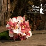 buchet-mireasa-orhidee-grena